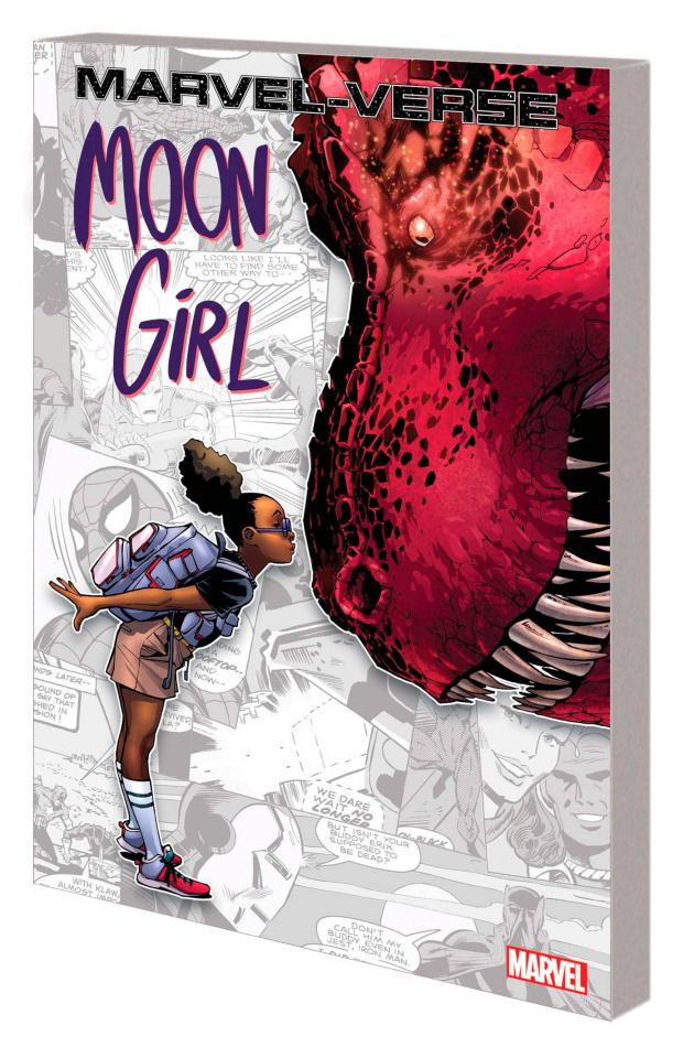 Marvel-Verse: Moon Girl