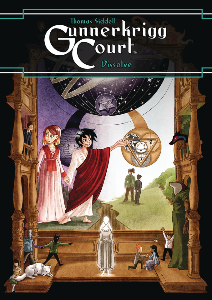 Gunnerkrigg Court Vol. 6