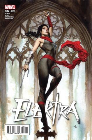 Elektra #2 (Granov Cover)