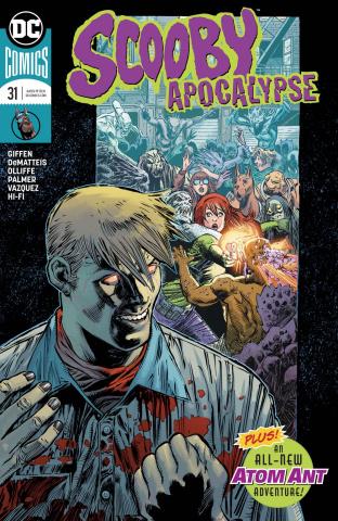 Scooby: Apocalypse #31