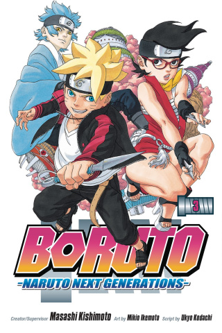 Boruto Vol. 3: Naruto Next Generations