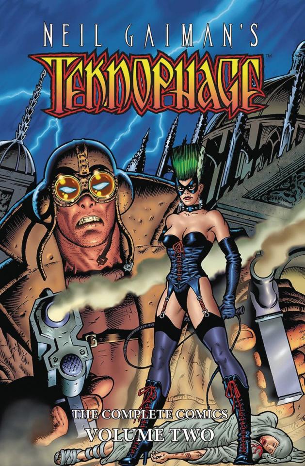Teknophage Vol. 2