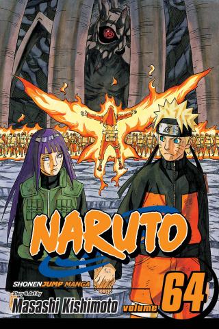 Naruto Vol. 64