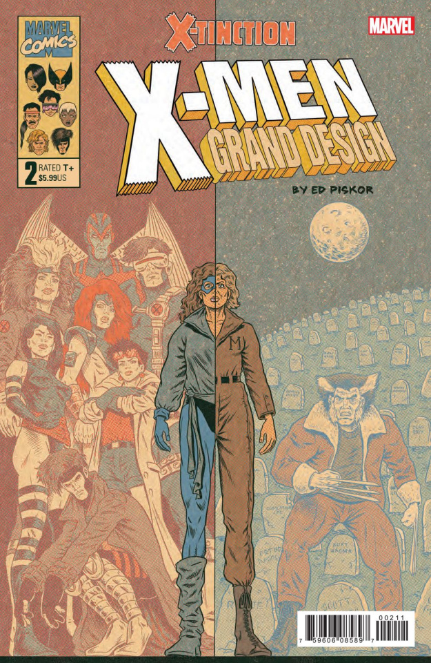 X-Men: Grand Design - X-Tinction #2