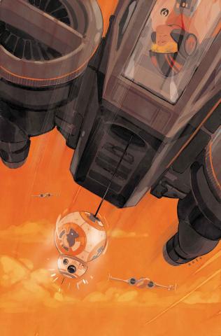 Star Wars: Poe Dameron #21
