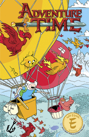 Adventure Time Vol. 4
