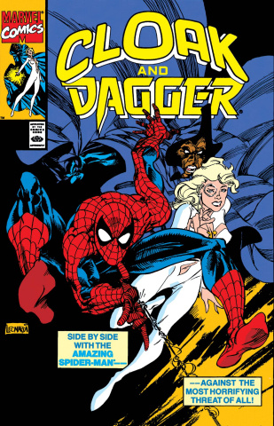Cloak and Dagger Vol. 2 (Omnibus Leonardi Cover)