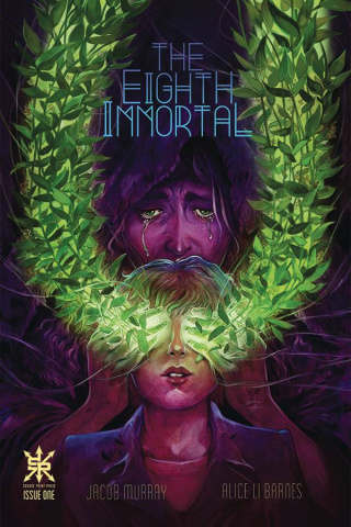 The Eighth Immortal #1 (Turrill Cover)
