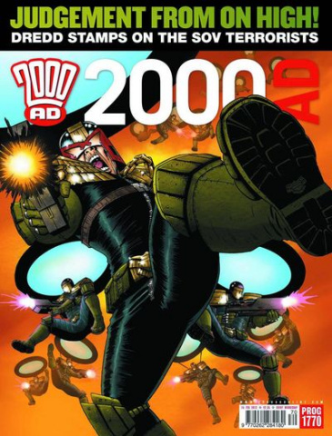 2000 AD #1786