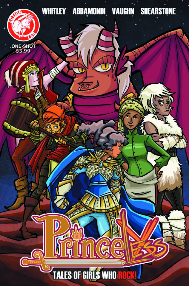 Princeless: Tales of Girls Who Rock