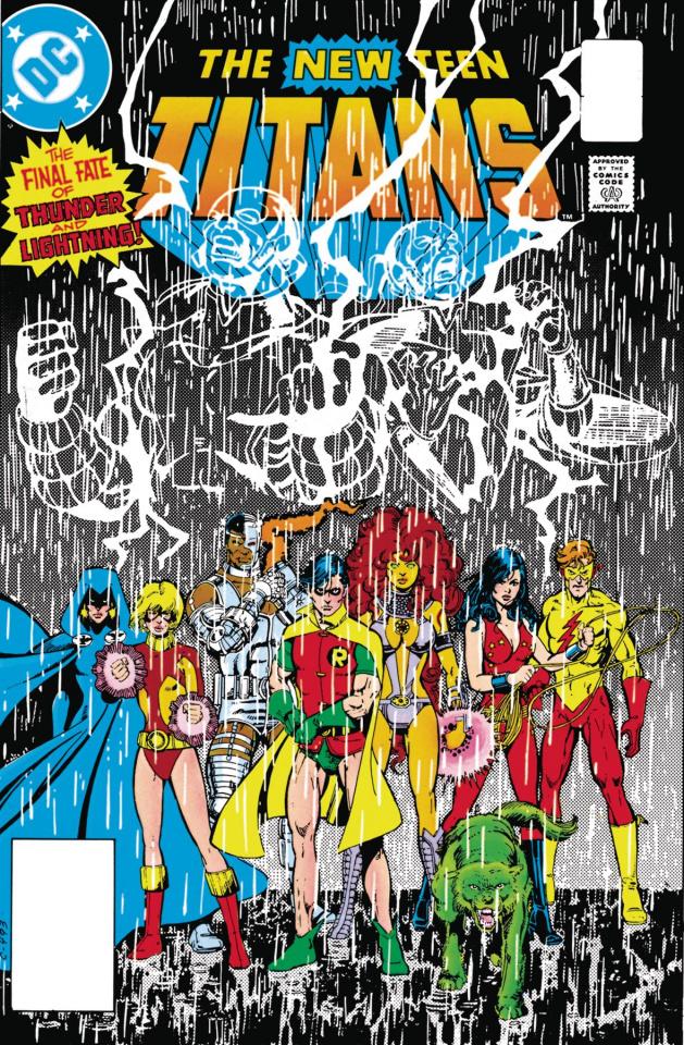 The New Teen Titans Vol. 6