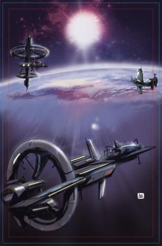 The Last Space Race #4