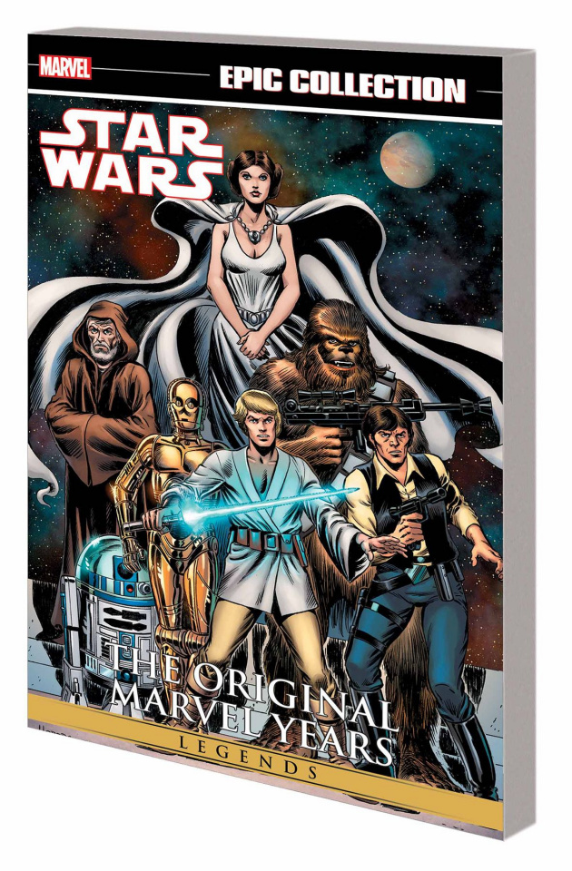 Star Wars Legends: The Original Marvel Years Vol. 1