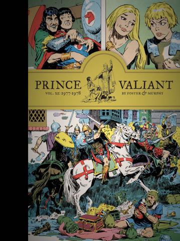 Prince Valiant Vol. 21: 1977-1978