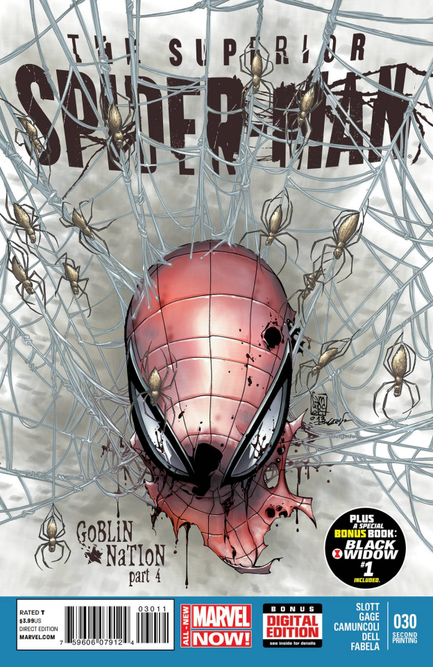 Superior Spider-Man #30 (2nd Printing)
