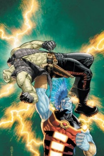 Frankenstein: Agent of S.H.A.D.E. #5