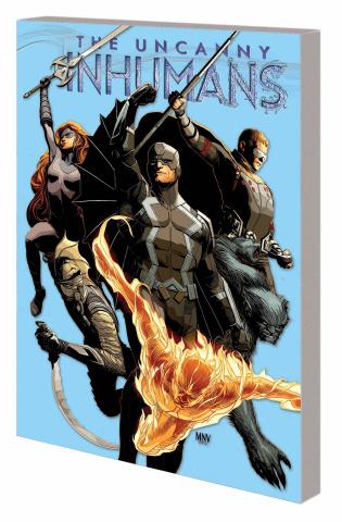 The Uncanny Inhumans Vol. 1