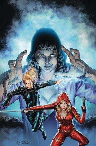 Red Agent: The Island of Dr. Moreau #5 (Vigonte Cover)