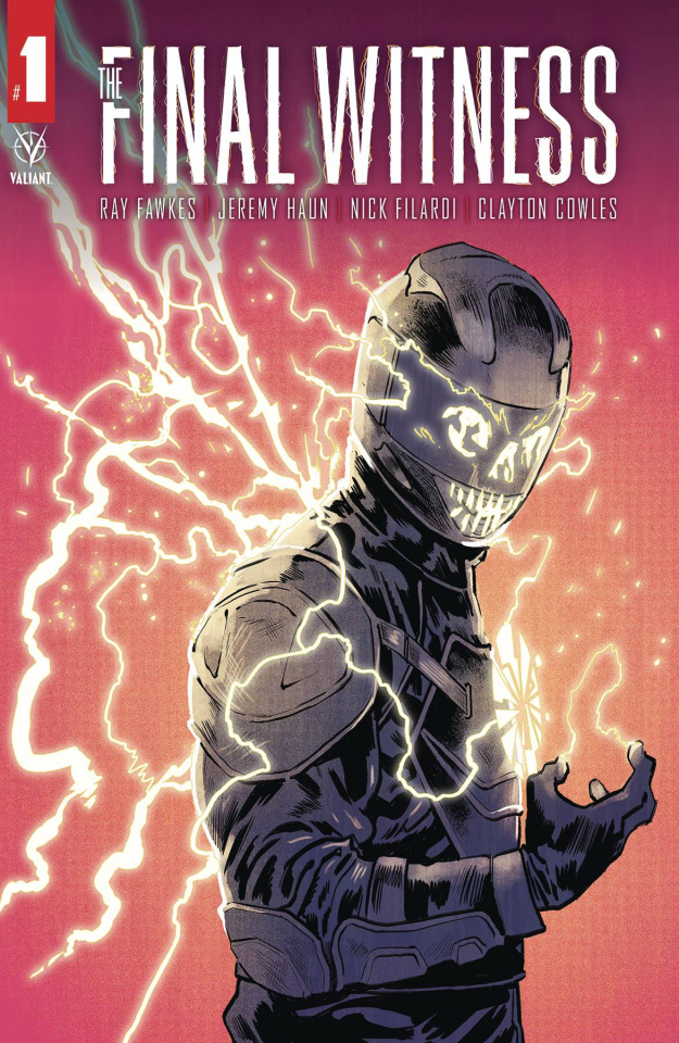 The Final Witness #1 (Walsh Cover)