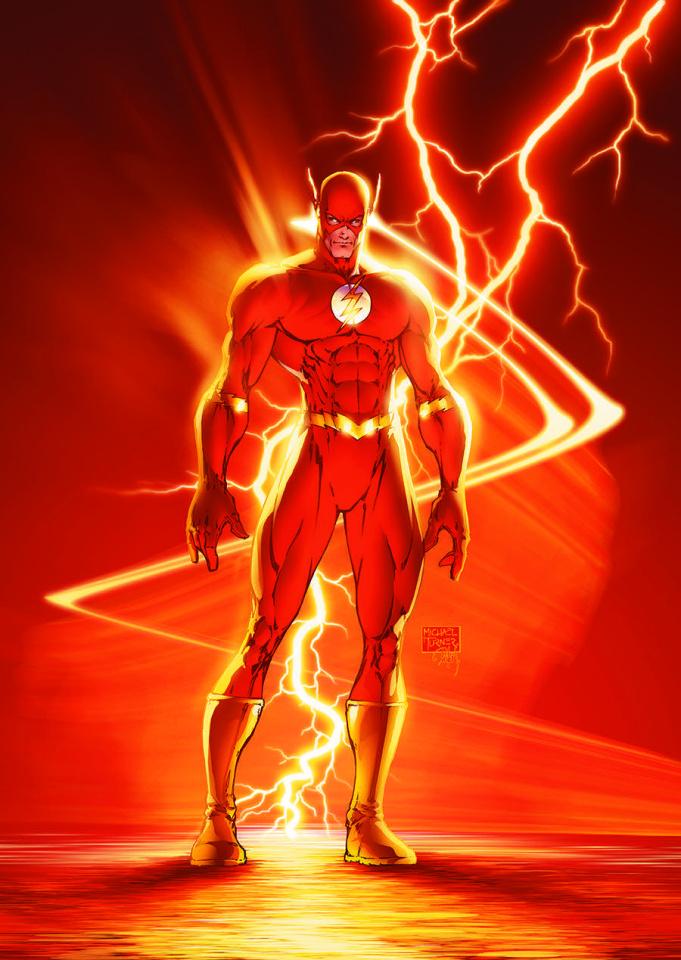 The Flash by Geoff Johns Vol. 2 (Omnibus)