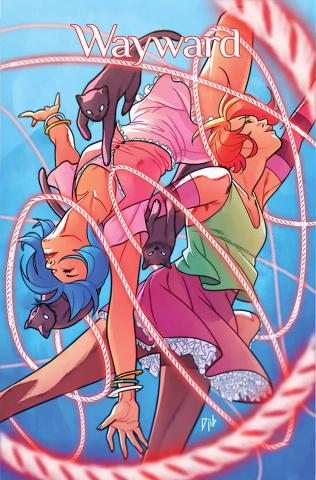 Wayward #16 (Morissette-Phan Cover)