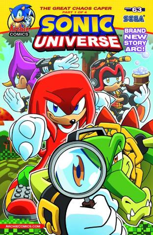 Sonic Universe #63