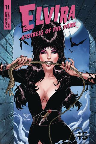 Elvira: Mistress of the Dark #11 (Royle Cover)