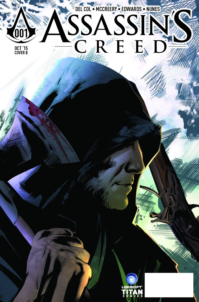 Assassin's Creed #1 (Subscription Cover)