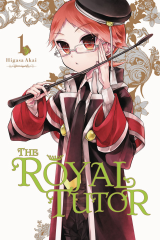 The Royal Tutor Vol. 1
