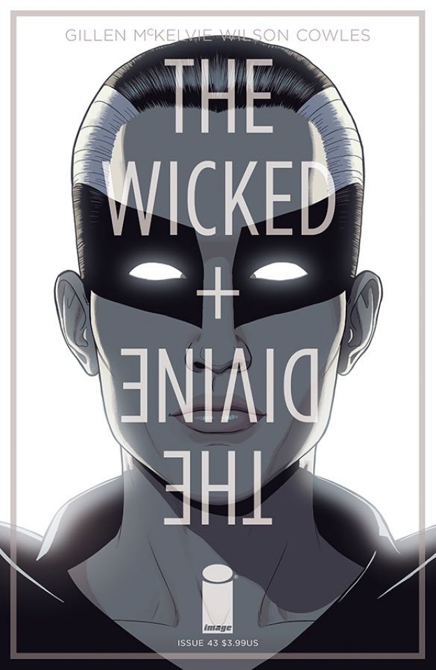 The Wicked + The Divine #43 (McKelvie & Wilson Cover)