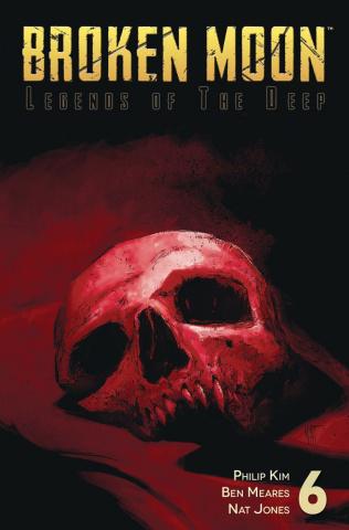 Broken Moon: Legends of the Deep #6