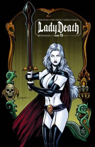 Lady Death #13