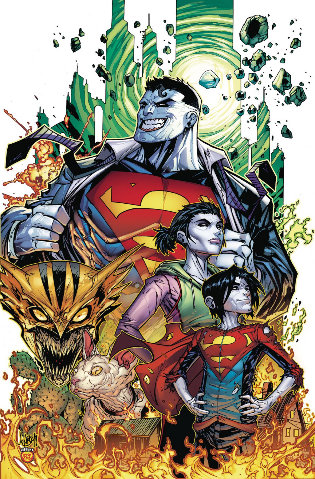 Superman Vol. 7: Bizarroverse (Rebirth)