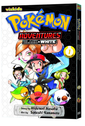 Pokemon Adventures: Black & White Vol. 1
