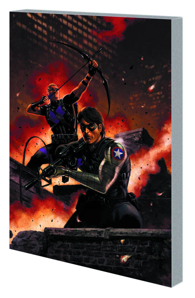 Winter Soldier Vol. 3: The Black Widow Hunt