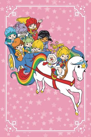 Rainbow Brite #2 (20 Copy Classic Virgin Cover)