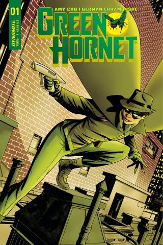Green Hornet #1 (McKone Cover)