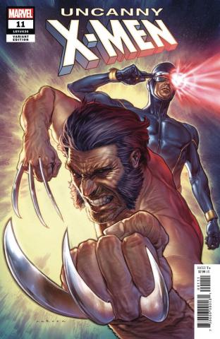 Uncanny X-Men #11 (Larrosa Cover)