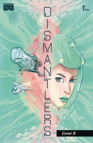 Dismantlers #1 (Baramdyka Cover)