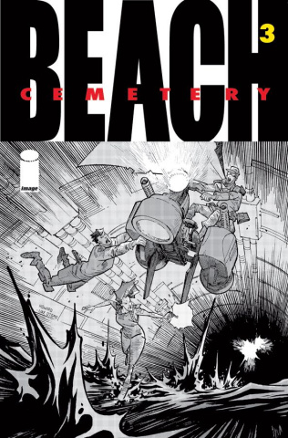 Cemetery Beach #3 (Impact Cover)