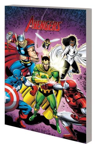 Legends of Marvel: The Avengers