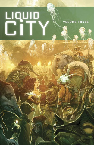 Liquid City Vol. 3