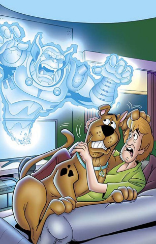 Scooby-Doo! Where Are You? #42