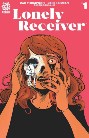 Lonely Receiver #1 (Hickman Cover)