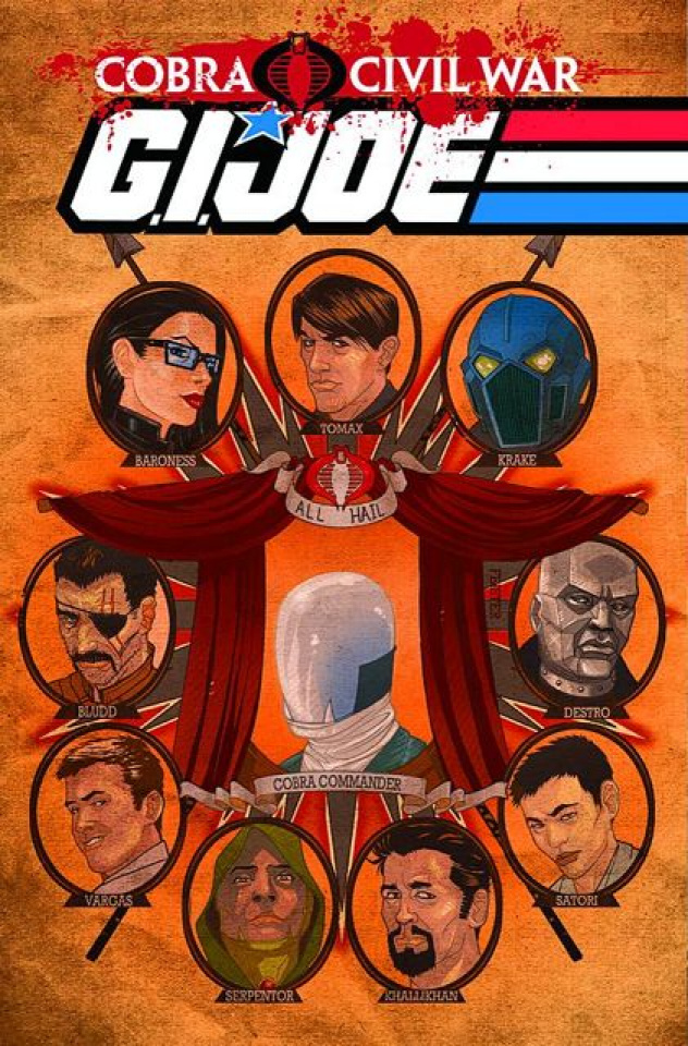 G.I. Joe Vol. 2: Cobra Civil War