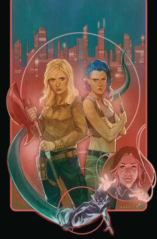 Buffy the Vampire Slayer, Season 12: The Reckoning #2 (Noto Ultra Cover)
