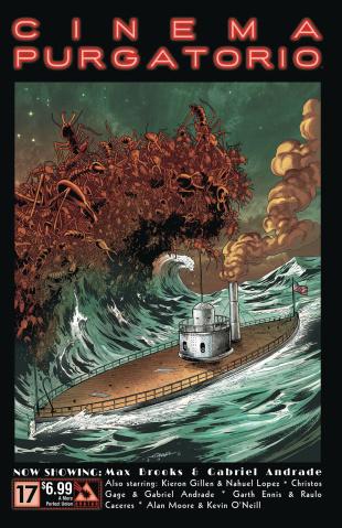 Cinema Purgatorio #17 (Perfect Union Cover)