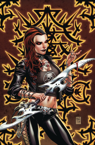 Hellchild: Blood Money #2 (Spay Cover)