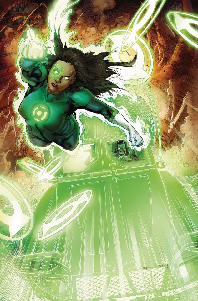 Green Lanterns #4
