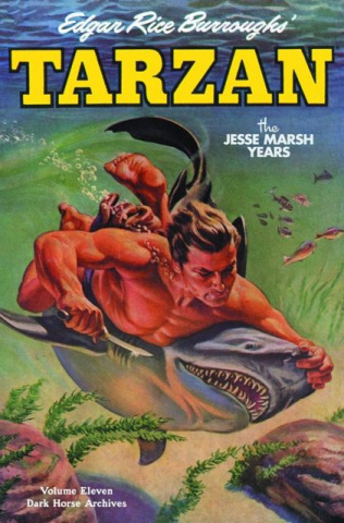 Tarzan: The Jesse Marsh Years Vol. 11